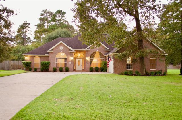 823 Garrett Drive, Magnolia, TX 77354 (MLS #28824754) :: Fairwater Westmont Real Estate