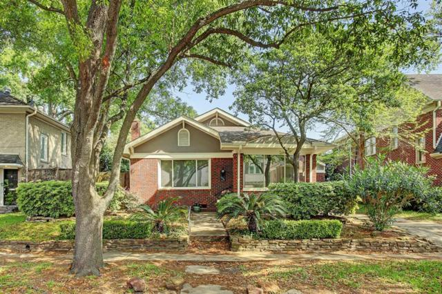 1754 Hawthorne Street, Houston, TX 77098 (MLS #28836751) :: Giorgi Real Estate Group
