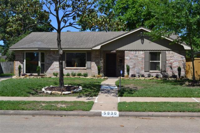 5930 Birchmont Drive, Houston, TX 77092 (MLS #28839947) :: Giorgi Real Estate Group
