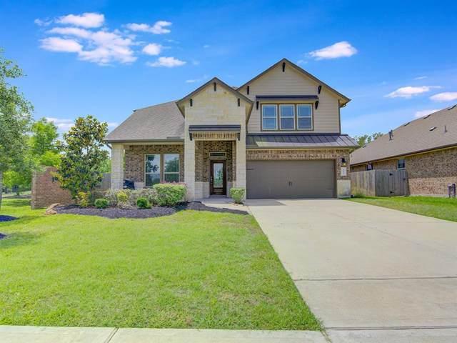 1804 Long Oak Drive, Pearland, TX 77581 (MLS #28841167) :: Homemax Properties