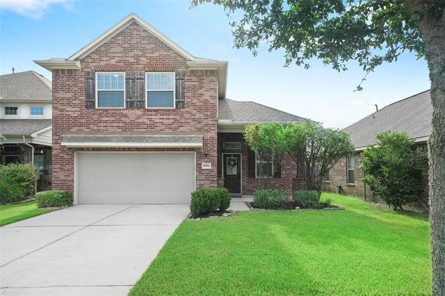 17014 Rye Harbor Court, Humble, TX 77346 (MLS #28846886) :: The Heyl Group at Keller Williams