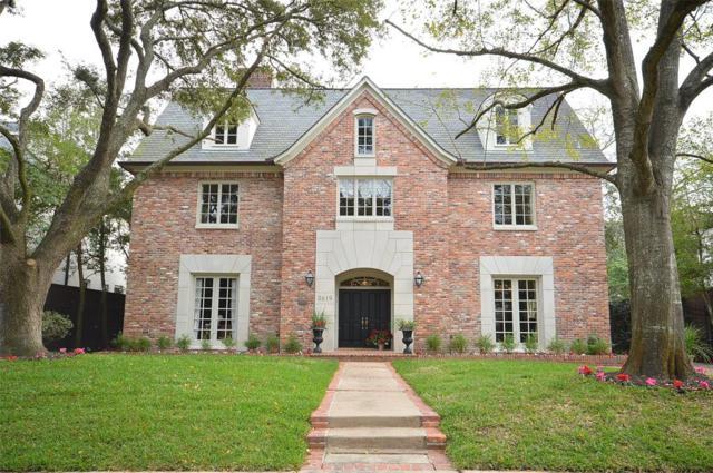 3619 Meadow Lake, Houston, TX 77027 (MLS #28854917) :: Fairwater Westmont Real Estate