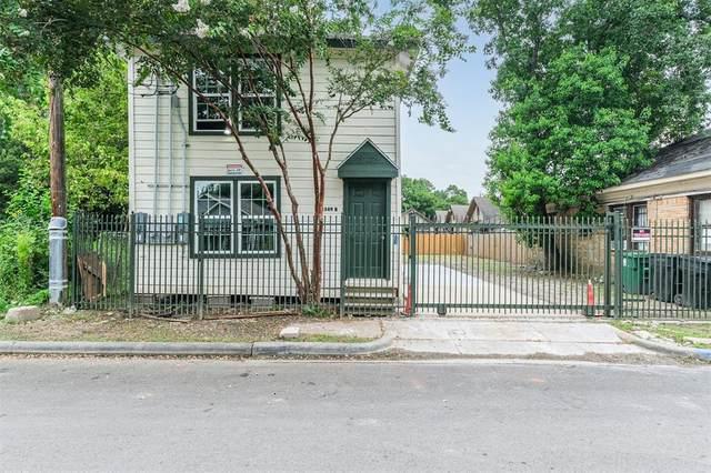 3349 Anita Street, Houston, TX 77004 (MLS #28856255) :: Lerner Realty Solutions