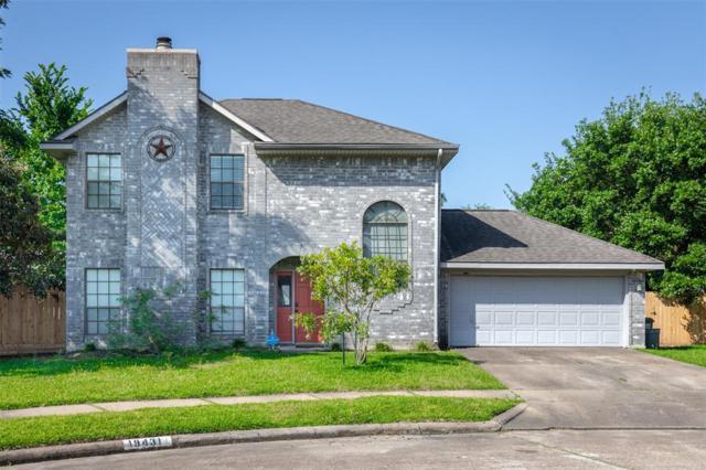 19431 Bristlestar Drive, Katy, TX 77449 (MLS #28856942) :: The Heyl Group at Keller Williams