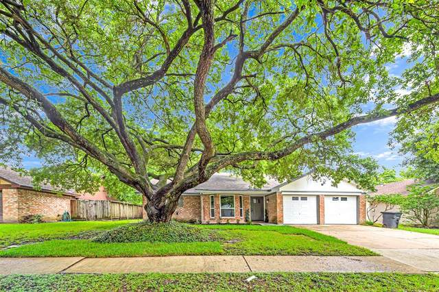 5707 Knobby Knoll Drive, Houston, TX 77092 (MLS #28860965) :: The SOLD by George Team