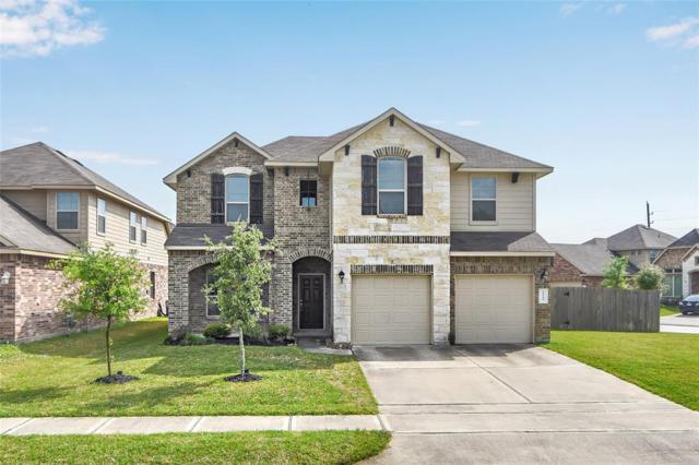 4523 Fenway Park Way, Spring, TX 77389 (MLS #28864378) :: The Bly Team