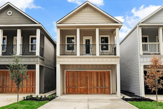 118 E 27th St A, Houston, TX 77008 (MLS #28866794) :: The Heyl Group at Keller Williams