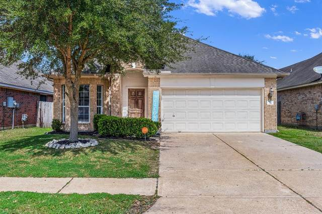 36 Signal Hill Drive, Manvel, TX 77578 (MLS #28870245) :: The Bly Team