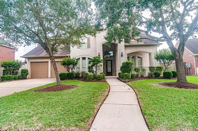 2574 Costa Mesa Circle, League City, TX 77573 (MLS #28872559) :: The SOLD by George Team