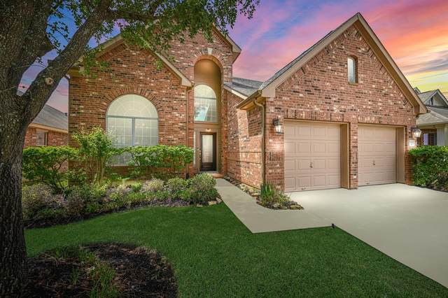 20023 Caraway Ridge Drive, Cypress, TX 77433 (MLS #28890367) :: The Queen Team