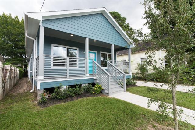 2012 Common Street, Houston, TX 77009 (MLS #28907302) :: Magnolia Realty