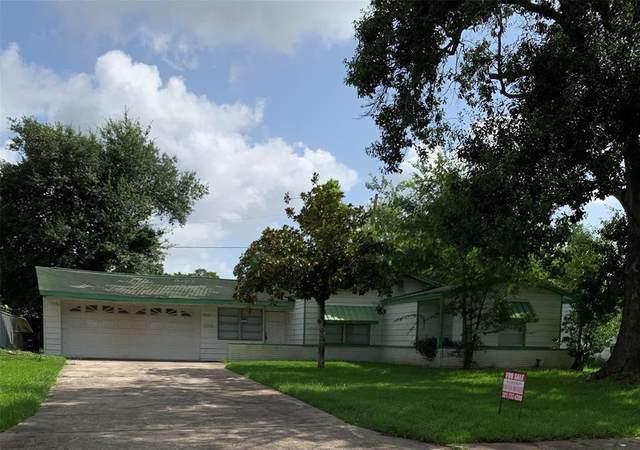 5707 Ridgeway Drive, Houston, TX 77033 (MLS #28910873) :: The SOLD by George Team