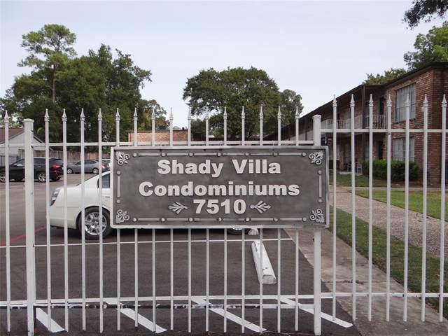 7510 Shadyvilla Lane #18, Houston, TX 77055 (MLS #28923239) :: NewHomePrograms.com LLC