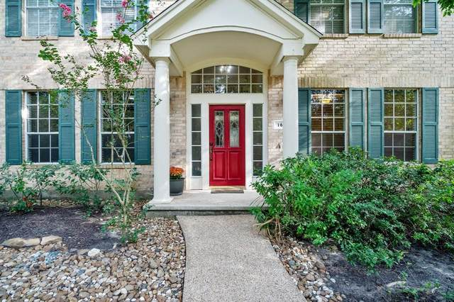 162 S Cochrans Green Circle, The Woodlands, TX 77381 (MLS #28926863) :: The SOLD by George Team