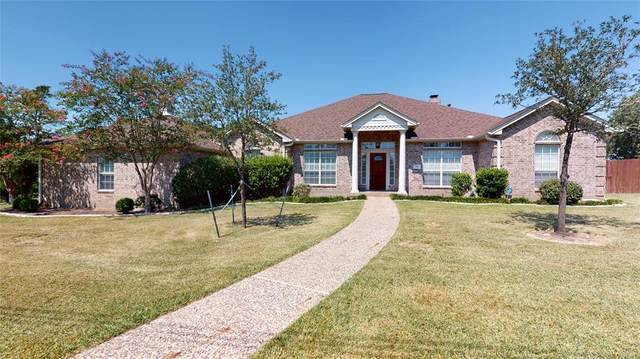 991 Whispering Oaks Drive, Giddings, TX 78942 (MLS #28936816) :: All Cities USA Realty