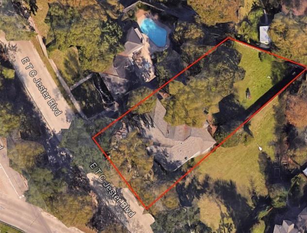 1010 E T C Jester Boulevard, Houston, TX 77008 (MLS #28939513) :: Giorgi Real Estate Group
