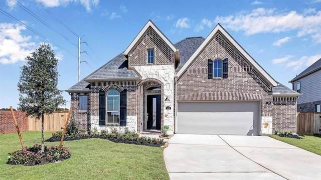 1418 Mcgee Ridge Court, Richmond, TX 77469 (MLS #28939795) :: All Cities USA Realty