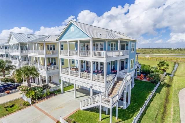 11438 Sea Butterfly Street, Galveston, TX 77554 (MLS #2894878) :: Michele Harmon Team