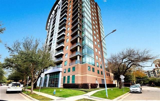 2207 Bancroft Street #905, Houston, TX 77027 (MLS #28951893) :: The Bly Team