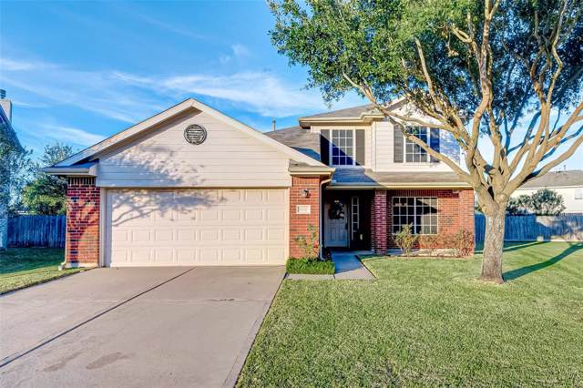 6630 Stonefort Court, Katy, TX 77449 (MLS #28958221) :: Texas Home Shop Realty