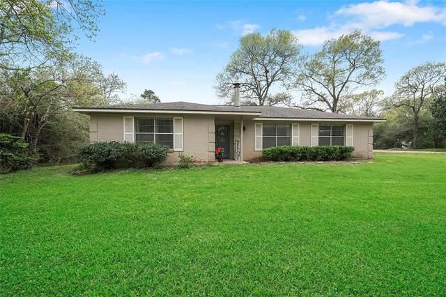 15077 Jack Gibbs Road, Willis, TX 77378 (MLS #28961145) :: Connect Realty