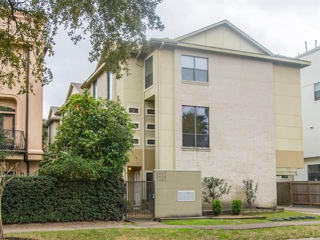 2429 Dorrington Street 2429B, Houston, TX 77030 (MLS #28974787) :: Caskey Realty