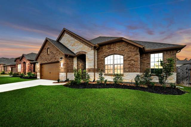 14100 Cleetwood Trail Court, Conroe, TX 77384 (MLS #28980203) :: The Sansone Group