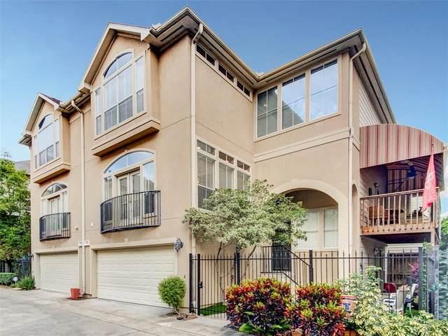 5306 Blossom Street, Houston, TX 77007 (MLS #28988971) :: Homemax Properties
