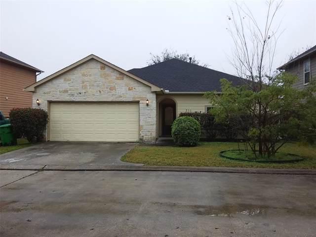 311 San Julio Drive, Houston, TX 77091 (MLS #29000517) :: CORE Realty