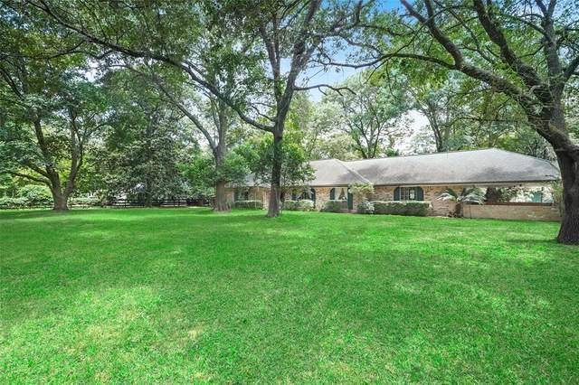 16008 Lutheran School Road, Tomball, TX 77377 (MLS #29009812) :: The Queen Team