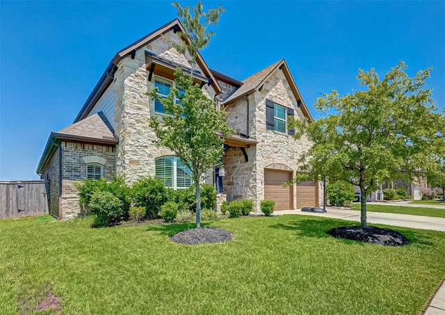 14607 Breyana Park Lane, Humble, TX 77396 (MLS #29050688) :: The Parodi Team at Realty Associates