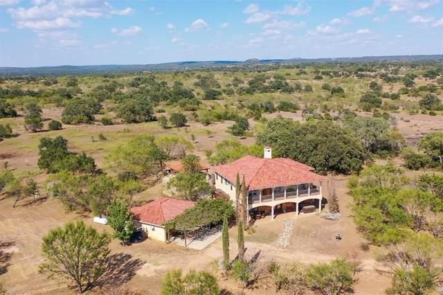 1400 Rocky Hollow Drive, Burnet, TX 78611 (MLS #29055138) :: Caskey Realty