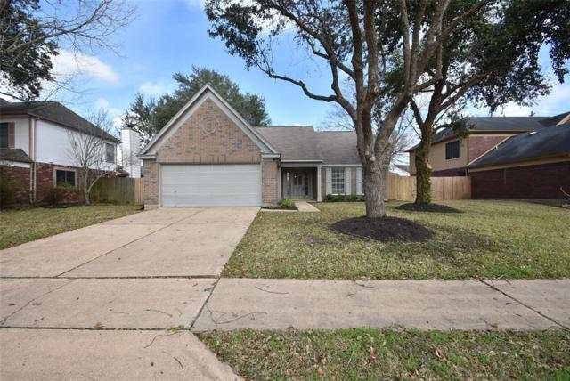 5401 Spring Circle Drive, Pearland, TX 77584 (MLS #29055899) :: The Queen Team