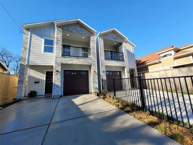 1311 Hamblen A, North Houston, TX 77009 (MLS #29058508) :: The SOLD by George Team