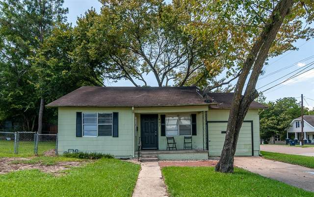 407 Baber Street, Brenham, TX 77833 (MLS #29059325) :: The Freund Group