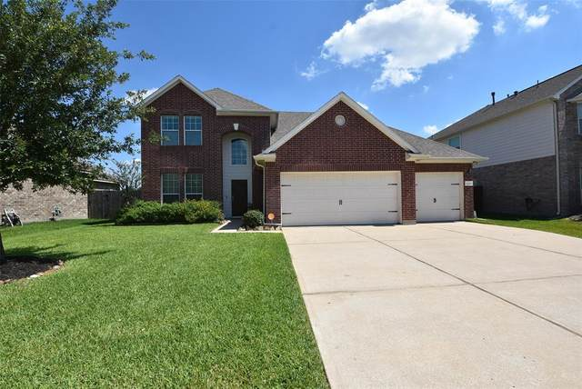 3215 Clover Trace Drive, Spring, TX 77386 (MLS #29068051) :: Caskey Realty