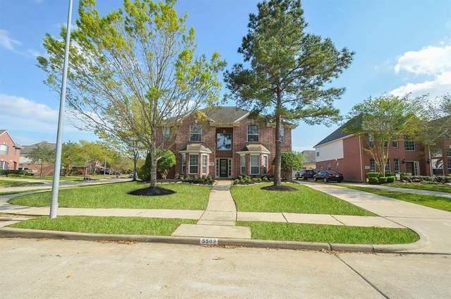 5503 Langhorne Court, Katy, TX 77450 (MLS #29069144) :: The Jennifer Wauhob Team