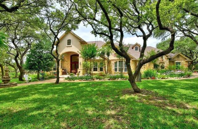 999 Enchanted Oak Drive, Driftwood, TX 78619 (MLS #29083100) :: Connect Realty