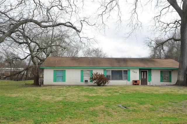 107 Myles Lane, Holiday Lakes, TX 77515 (#29106580) :: ORO Realty