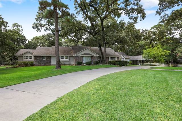 9502 Rolling Oaks Drive, Tomball, TX 77375 (MLS #29112446) :: The Heyl Group at Keller Williams