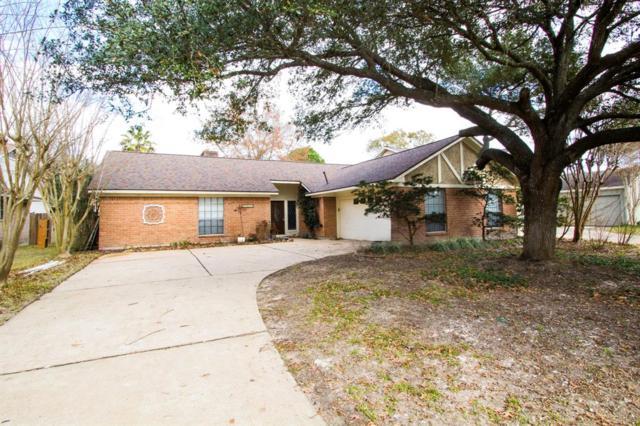 15542 Stoney Fork Drive, Houston, TX 77084 (MLS #29114423) :: King Realty