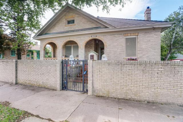 2309 39th Street, Galveston, TX 77550 (MLS #29117167) :: Texas Home Shop Realty