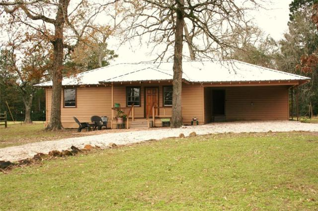 659 Hardy Bottom Road, Huntsville, TX 77340 (MLS #29129305) :: The SOLD by George Team