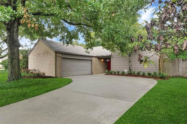 2239 Kinbrook Drive, Houston, TX 77077 (MLS #29129578) :: Green Residential