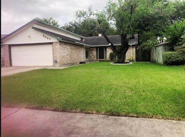 2027 Goodwin Drive, Katy, TX 77493 (MLS #29147988) :: Krueger Real Estate