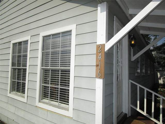 2416 Erastus Street, Houston, TX 77020 (MLS #29167122) :: Lerner Realty Solutions