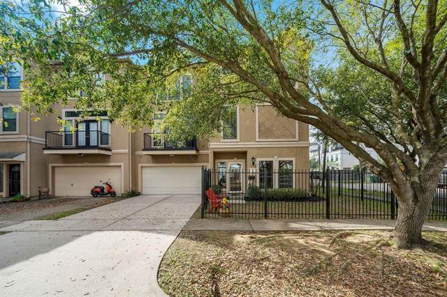 5813 Maxie Street, Houston, TX 77007 (MLS #29172878) :: The SOLD by George Team