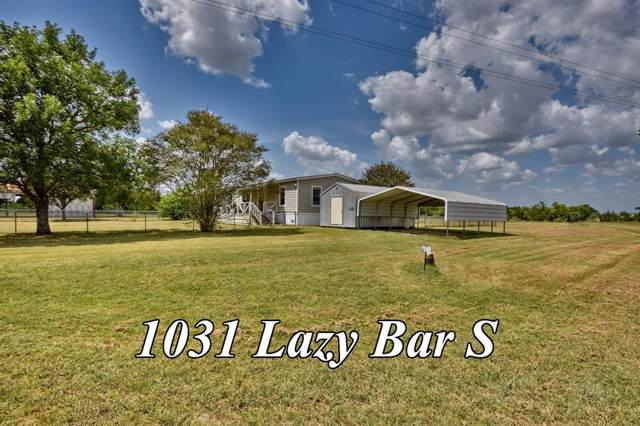1031 Lazy Bar S Road, Somerville, TX 77879 (MLS #29173228) :: The Jill Smith Team
