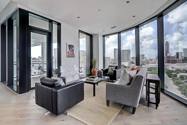 1409 Post Oak Boulevard #904, Houston, TX 77056 (MLS #29178233) :: Giorgi Real Estate Group
