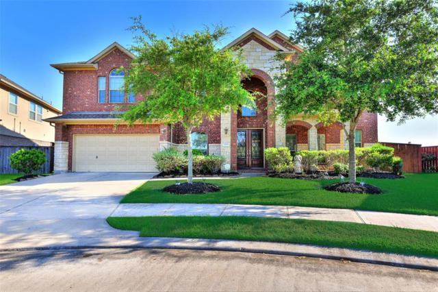 3719 Walker Falls Lane, Fulshear, TX 77441 (MLS #29183982) :: Giorgi Real Estate Group
